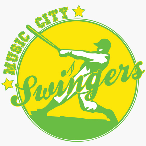 redo logo for music city swingers