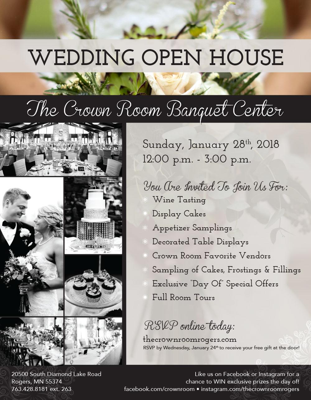 Wedding Open House 2018